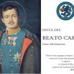 Festa del Beato Carlo I